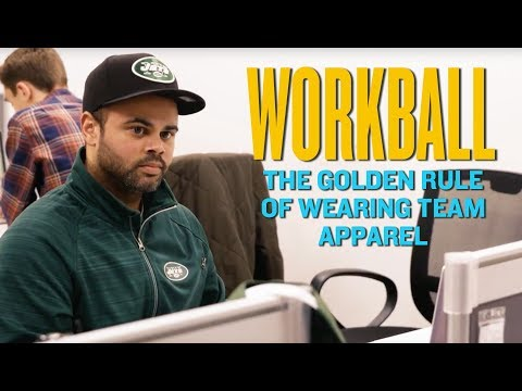 This Is The Golden Rule Of Wearing Sports Team Apparel | Workball
