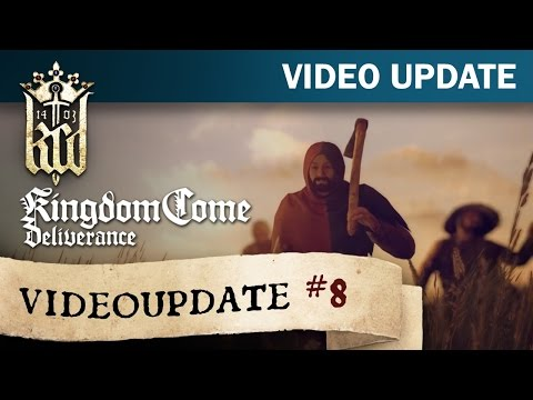 update - Missed the Kickstarter campaign? You can support the game at http://pledge.kingdomcomerpg.com/ Thanks for the support! Video update about implementing new features in Kingdom Come: Deliverance,...