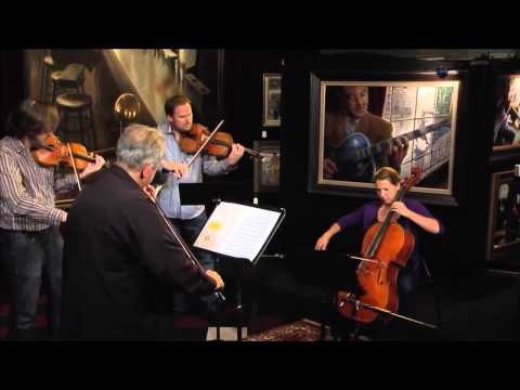 Video - Cohen, Jeremy - How Sweet the Sound - World Chamber Series - for String Quintet - Violinjazz Editions | 5511 088