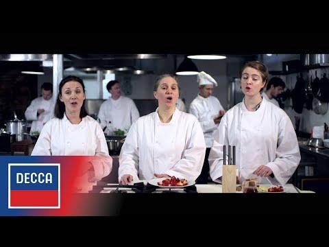 Video I Fagiolini: Ode à la gastronomie (Françaix) - Teaser Trailer download in MP3, 3GP, MP4, WEBM, AVI, FLV February 2017
