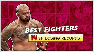 Video Greatest MMA Fighters with Losing Records MP3, 3GP, MP4, WEBM, AVI, FLV Februari 2019