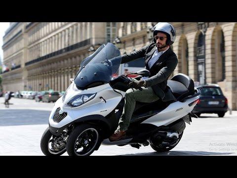 2017 Piaggio MP3 500   Walkaround   2017 Toronto Motorcycle Show