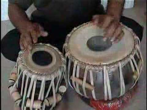 Tabla lesson 4 by Venkat