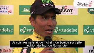 Nairo Quintana lancé vers le Tour - video