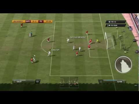 FIFA 12 Pro Clubs: Mama Do The PD