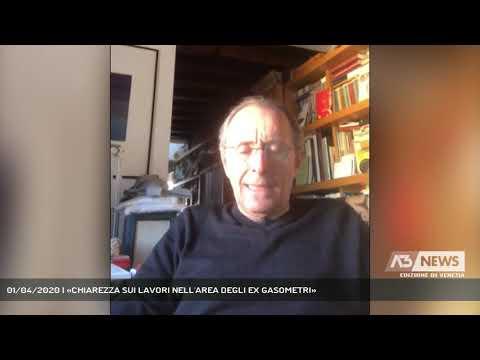 01/04/2020 | «CHIAREZZA SUI LAVORI NELL'AREA DEGLI EX GASOMETRI»