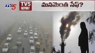 Telugu States Air Pollution Reaches Danger levels