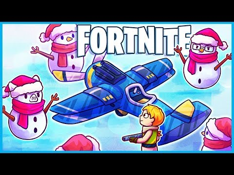 *NEW* SNOWMAN PLANE TROLLING in Fortnite: Battle Royale! (Fortnite Funny Moments & Fails) - Thời lượng: 12 phút.