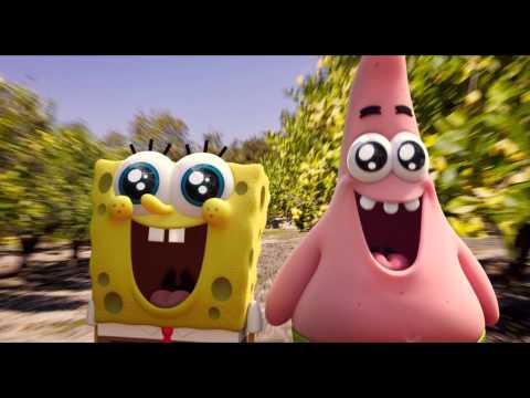 SpongeBob: Fuori dall'acqua: Trailer Italiano Ufficiale