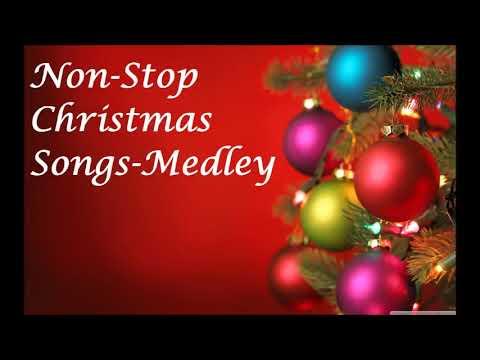 Non Stop Christmas Songs Medley