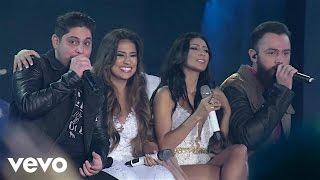 """A música """"Amor Mal Resolvido"""" com participação de Jorge & Mateus está no novo álbum """"Simone & Simaria Live"""" da Simone..."""