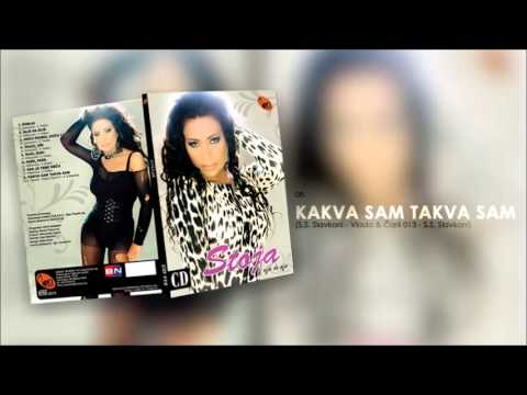 Stoja - Kakva sam takva sam - (Audio 2013)