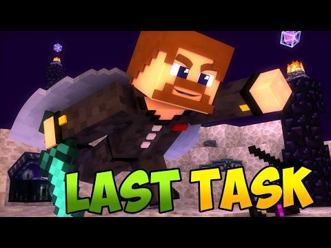 Minecraft LastTask 2 #4 - САМАЯ ТУПАЯ СМЕРТЬ НА ЭЛИТРЕ В ЭНДЕР МИРЕ