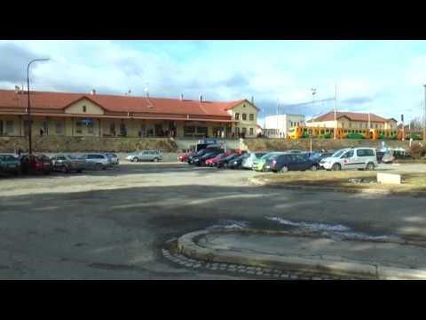 Hulín - Oprava přednádražního prostoru