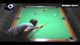 Hard Times 9-Ball / Damien Redman Vs Ernesto Dominguez / Jan 2014