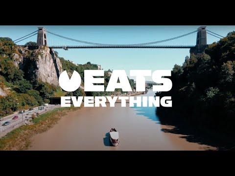 Eats Everything Bristol boat trip