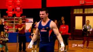 Illinois Men's Gymnastics Highlight Video 2013