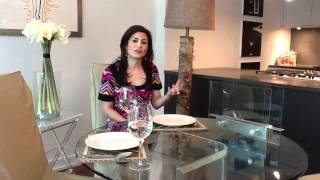 Samantha Daniels for OpenSky: Anywhere Fireplace