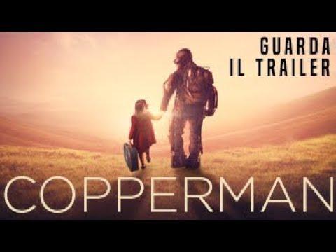Preview Trailer Copperman, trailer ufficiale