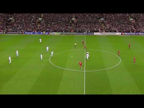 LIVERPOOL DESTROYING REAL MADRID 2009 |HD|