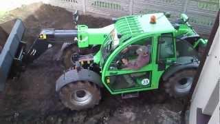 DEUTZ-FAHR Agrovector 26.6