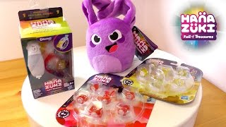 We've had a brief look at this before but this is a full in depth look at the toys in detail. Each of the Hemka packs, the Moodgleam Bracelet and how they work with the Hanazuki App.We look at:Hanazuki ToysHanazuki EpisodesHanazuki HemkaHanazuki MoodgleamHanazuki App