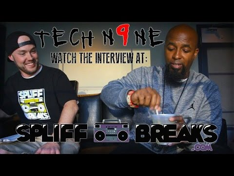 Tech N9ne Talks Caribou Lou, Drugs, Proudest Accomplishments, Family & More On Spliffbreaks.com