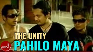 Pahilo Maya By Asif Featuirng The Unity