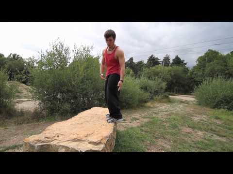 How to backflip 360 Tutorial