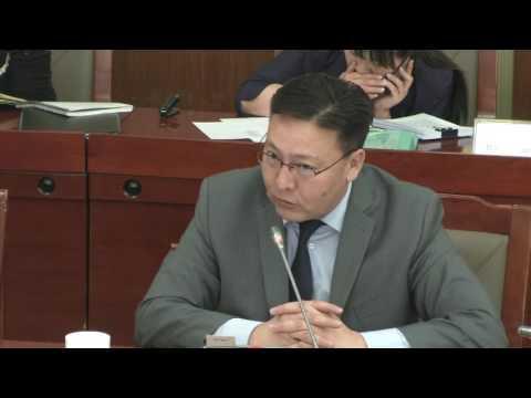 Ж.Батзандан:Ард нийтийн санал асуулгыг Ерөнхийлөгчийн сонгуультай хамт явуулж болохгүй