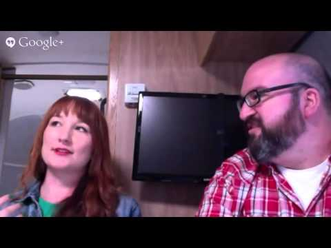 maker - Maker Faire Hangout LIVE With Kelly McVicker and Jerry James StoneShare event 2.