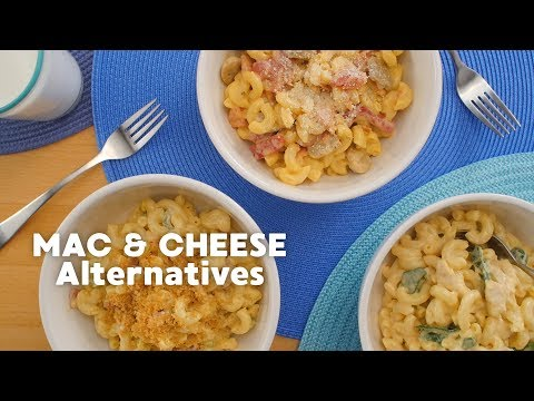 Mac And Cheese Three Ways│VIDEO │Kroger