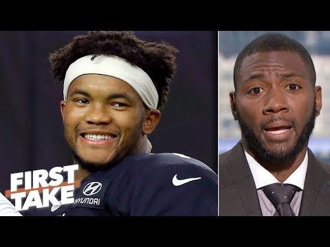 Video: Kyler Murray will win Rookie of the Year - Ryan Clark | First Take