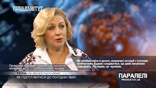 «Паралелі»  Світлана Бойченко: Як змінюється клімат?