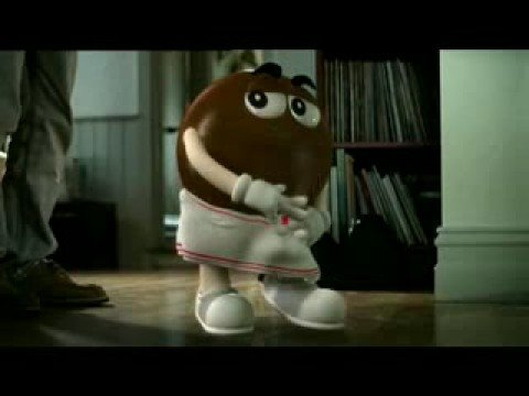 Washing - M&M's Commercial