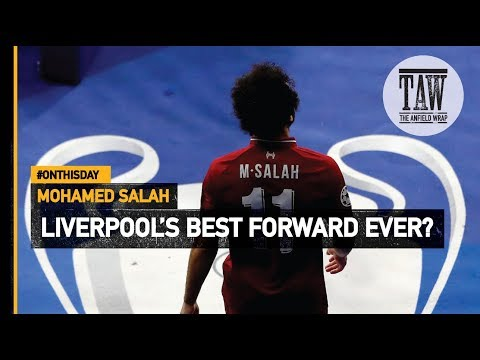 Liverpool's Greatest Forward Ever? | On This Day