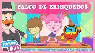 Mundo Bita - Palco de Brinquedos [clipe infantil]