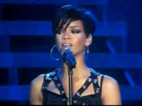 Rihanna - Live In Singapore - Unfaithful *Clear Version