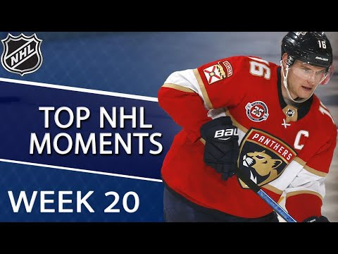 Video: NHL top moments of Week 20 | NBC Sports