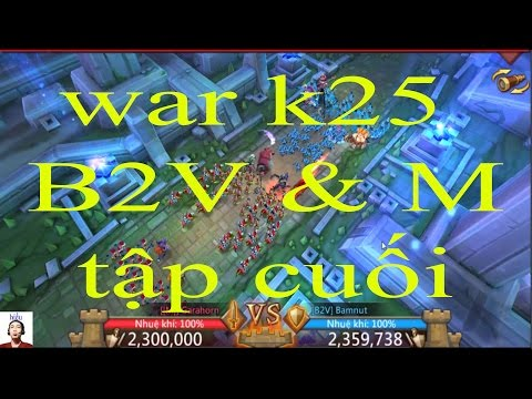war game lords mobile BV & M tập cuối