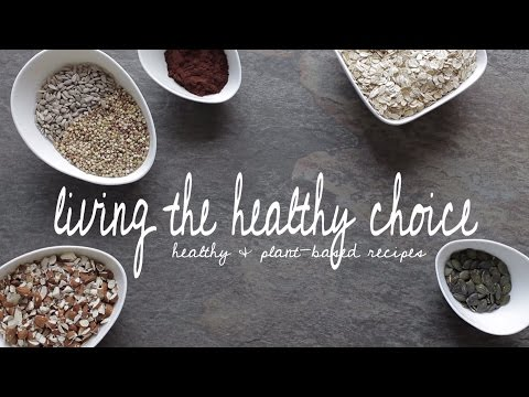 Introducing - Living The Healthy Choice