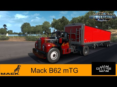 Mack B62 v2.0 1.36.x