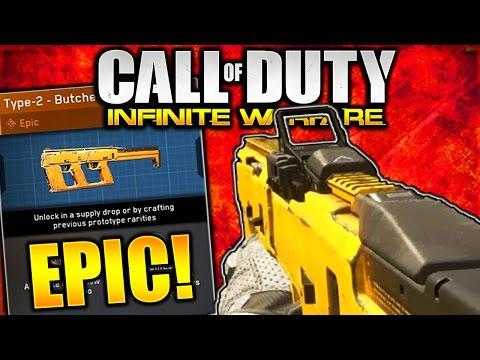 CRAZY EPIC GUN! \