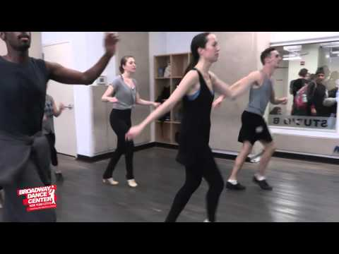 CLASS FOOTAGE|Beginner Tap|Choreographed by April Cook|#bdcnyc