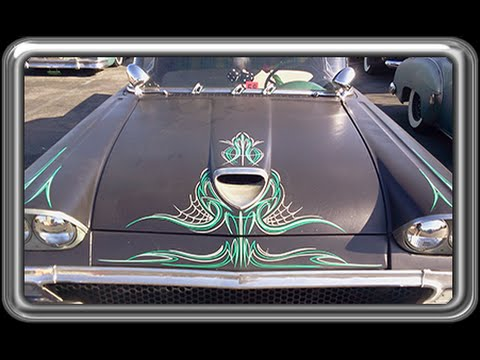 Viva Las Vegas Rockabilly Car Show (2014) part 2