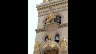 Messina Italy  city photo : Astronomical Clock, Messina Italy