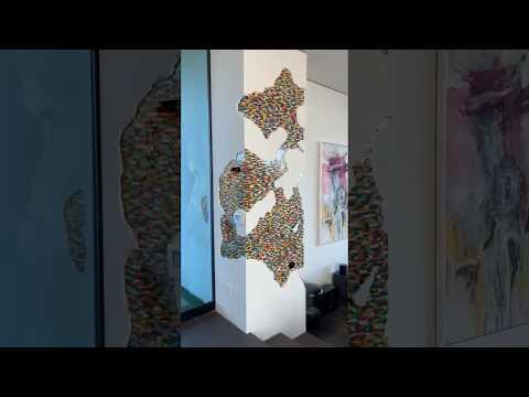 Zedd - Lego Art Installation - Thời lượng: 60 giây.