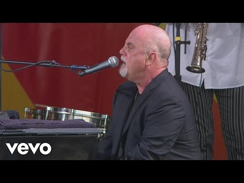 Billy Joel - Scenes from an Italian Restaurant (Live at Jazz Fest 2013) (видео)