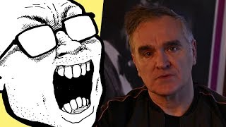Morrissey Doubles Down On Questionable Comments
