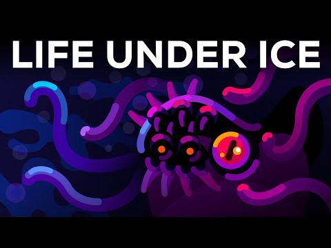 Aliens under the Ice – Life on Rogue Planets